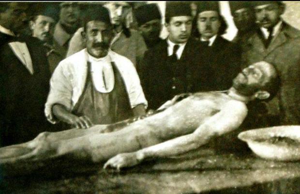 ömer seyfettin'in başı kesildi mi ile ilgili görsel sonucu