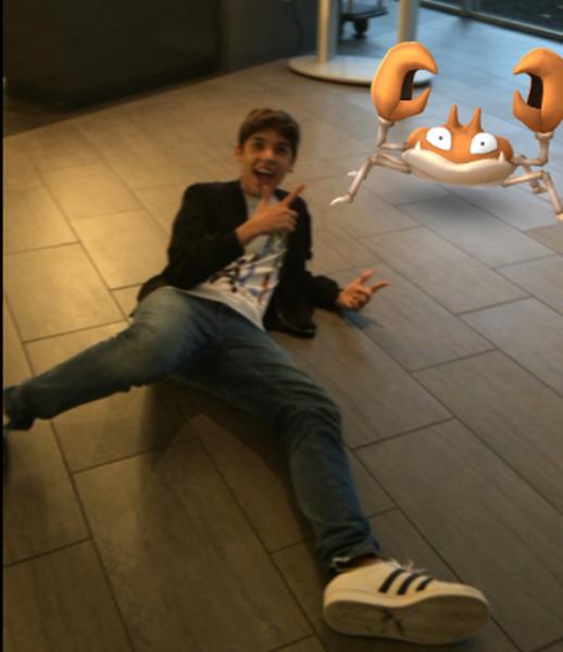 pokemon yakalamak