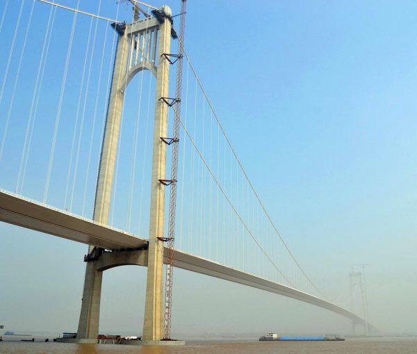 006 Nanjing Fourth Yangtze Bridge