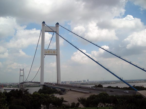 008 Jiangyin Suspension Bridge