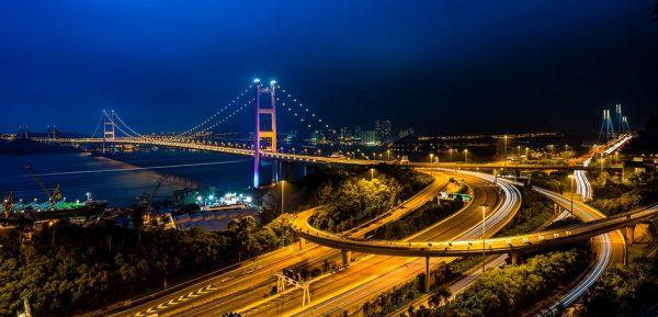 009 Tsing Ma Bridge