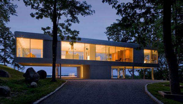 01 yatay evler