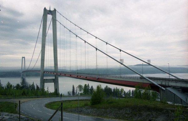 013 Höga Kusten Bridge