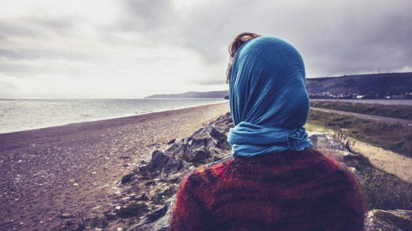 013 yalnızlığı seven kadın
