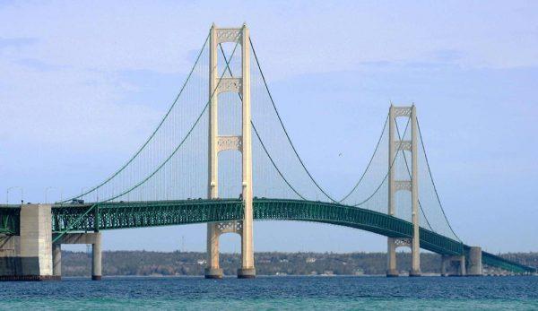 015 Mackinac Köprüsü