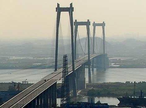 016 Huangpu Bridge