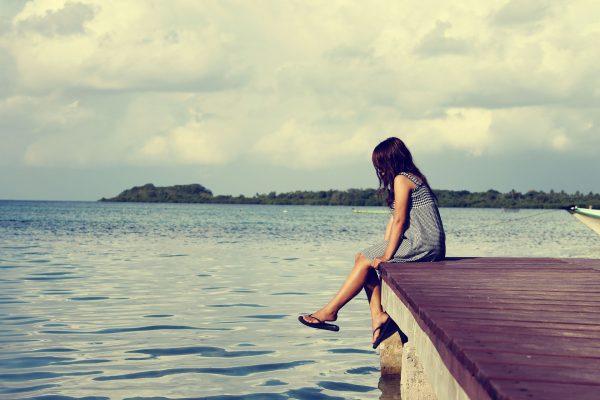 016 yalnızlığı seven kadın