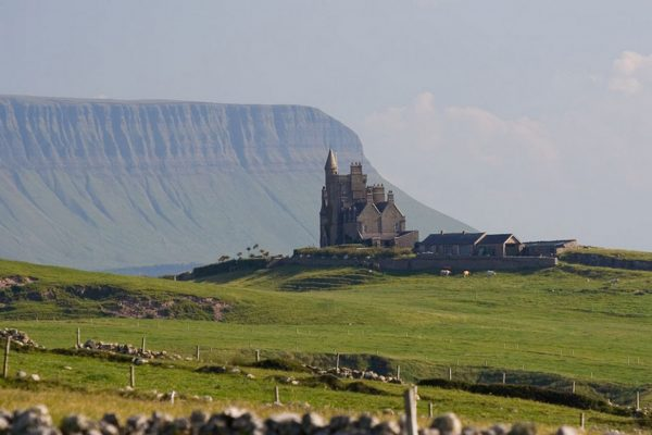 01Benbulben in the Dartry Mountains in Ireland