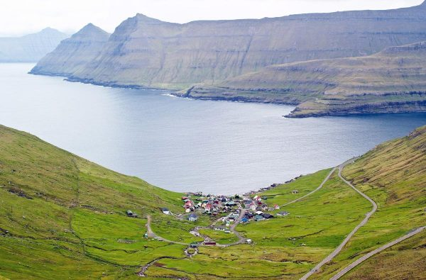 01Gasadalur Village in the Faroe Islands