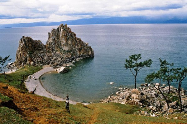 01Olchon Island on Lake Baikal in Russia