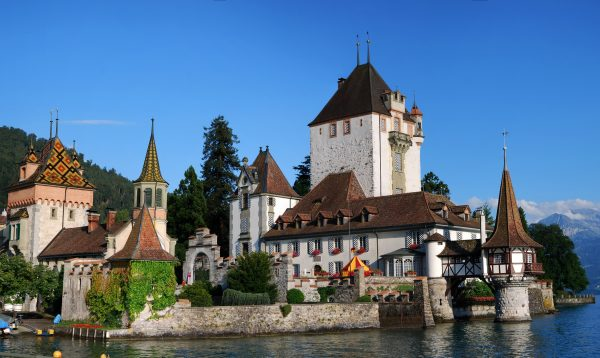 02 The Castles of Switzerland