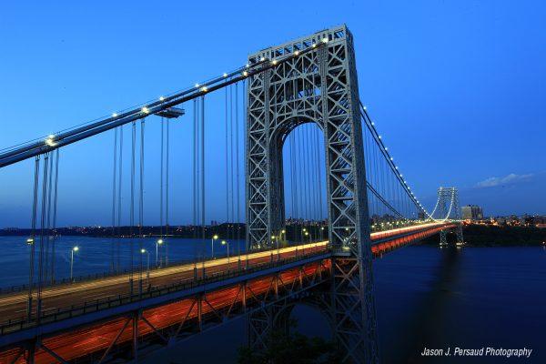 022 George Washington Bridge