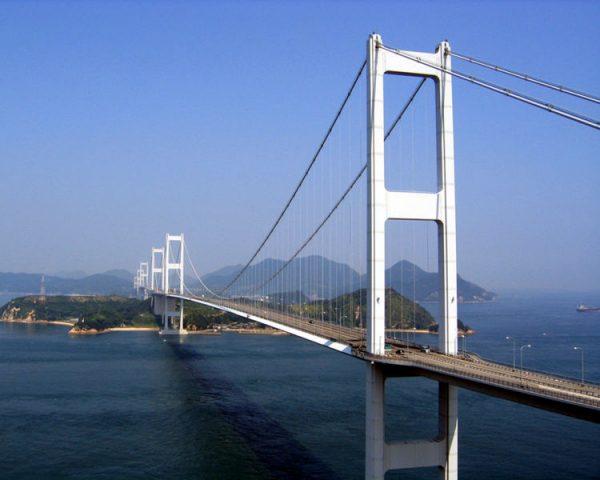 024 Third Kurushima-Kaikyō Bridge