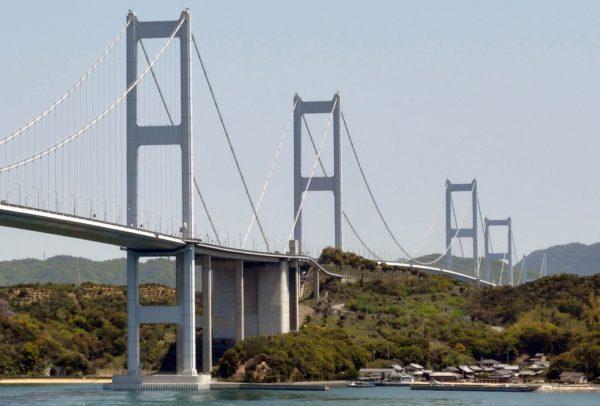 025 Kurushima-Kaikyō Bridge