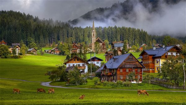 02The Austrian countryside