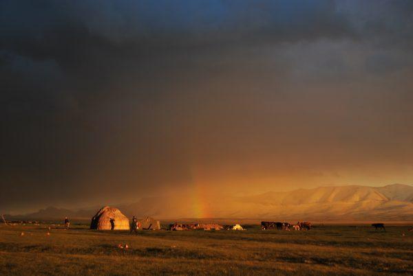 03Song Kul, Kyrgyzstan