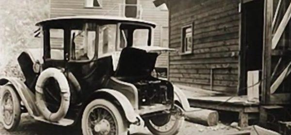 1. İstanbul Sokaklarında ilk Otomobil