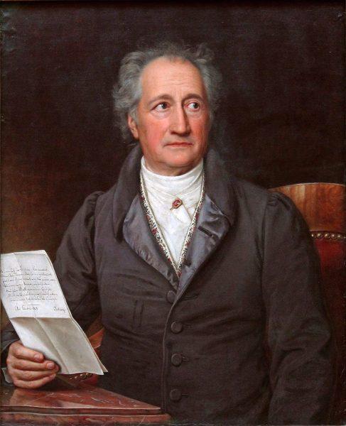 25 Goethe