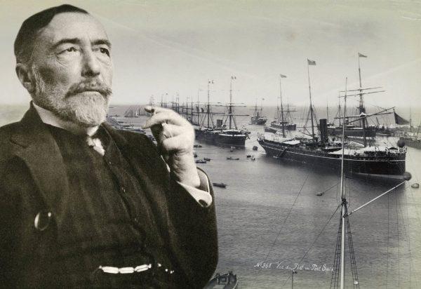 3 Joseph Conrad