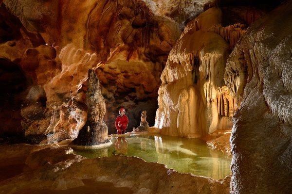 3. La Grotte de St Marcel d'Ardèche 3