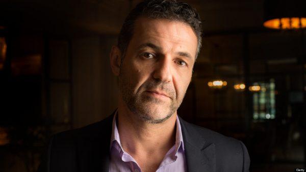 Author Khaled Hosseini