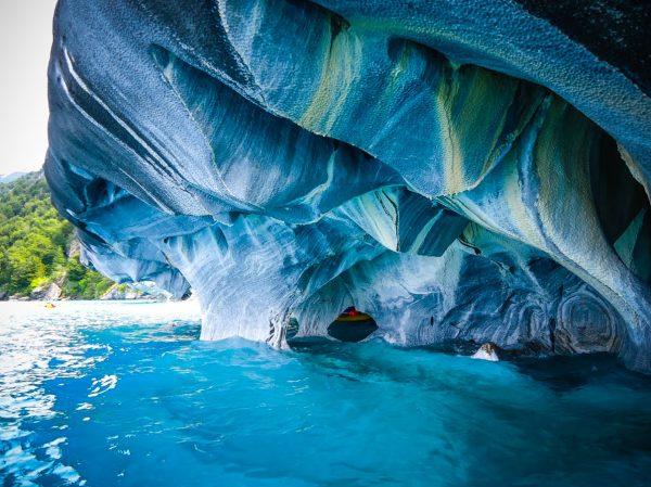 6. Las Cavernas de Marmol 6