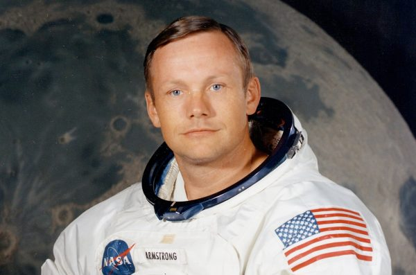 6. Neil Armstrong