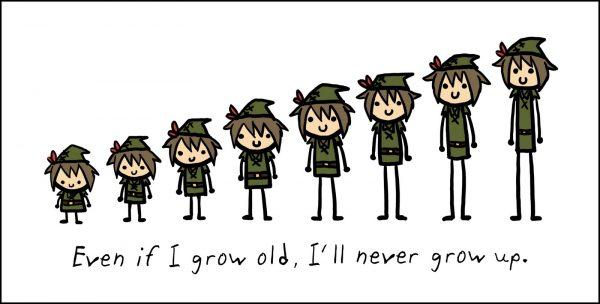 grown