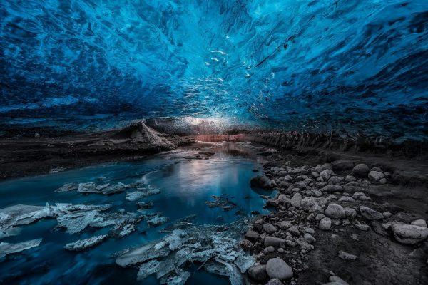 8.Vatnajökull ve Skaftafell