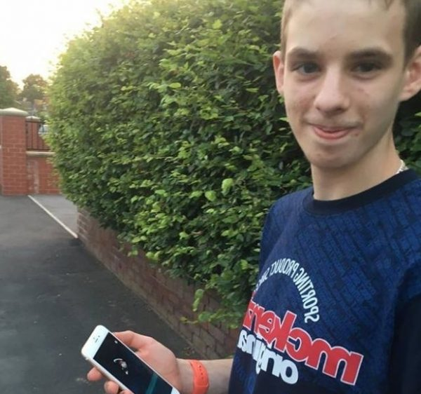 Adam Barkworth pokemon go