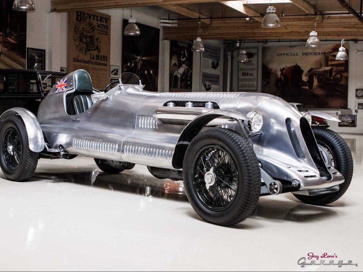 1928, the Bentley Speed 6