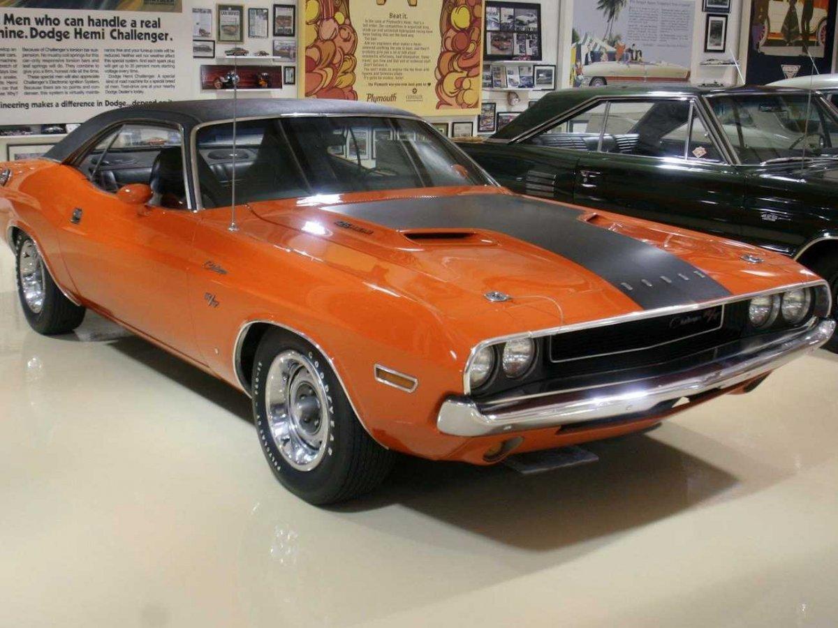 1970 Dodge Challenger R:T