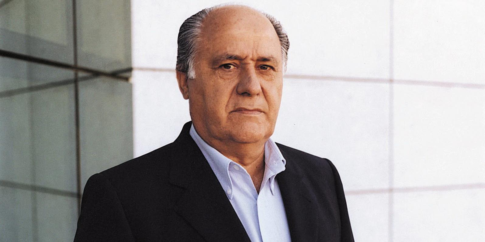 Amancio Ortega Gaona7