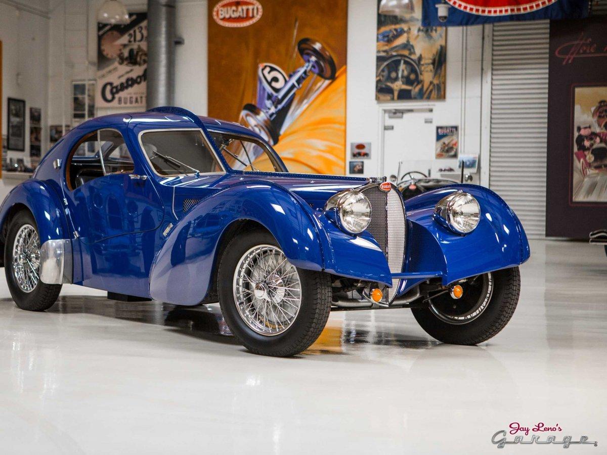 Bugatti's Type 57