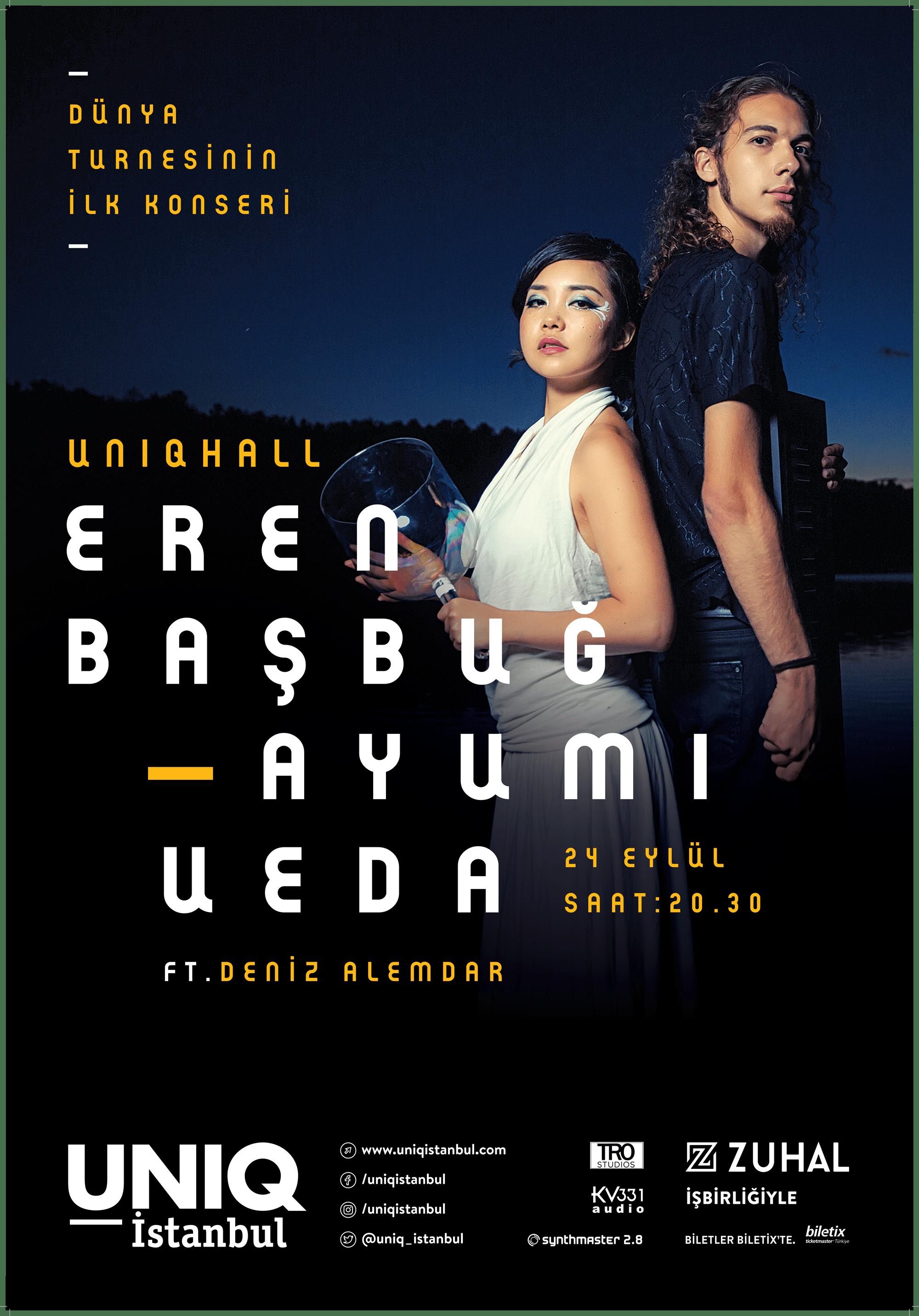 Eren-basbug-ayumi-ueda-poster