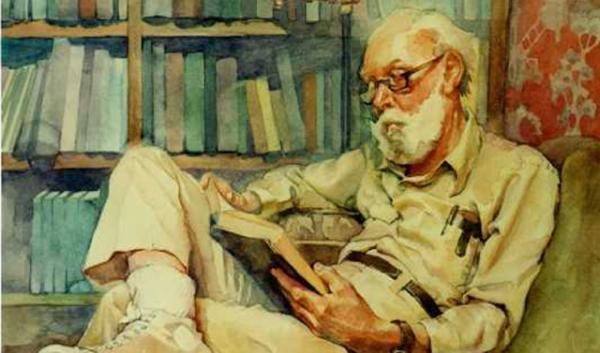 21. Zeki adam kitaptan bir yaşam payı ve yaşamdan bir kitap payı çıkarır.