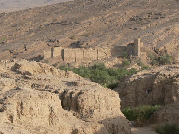 3. Ma'rib Barajı