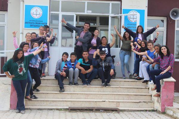 """6. """"Cumhuriyetimize vereceğimiz en büyük armağan, gençlerin eğitilmesi olacaktır."""" Mustafa Kemal Atatürk"""