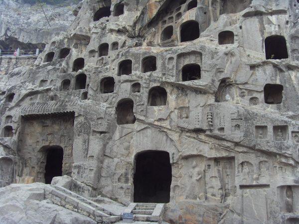 Longmen Grottoes, Luoyang, China - 1659