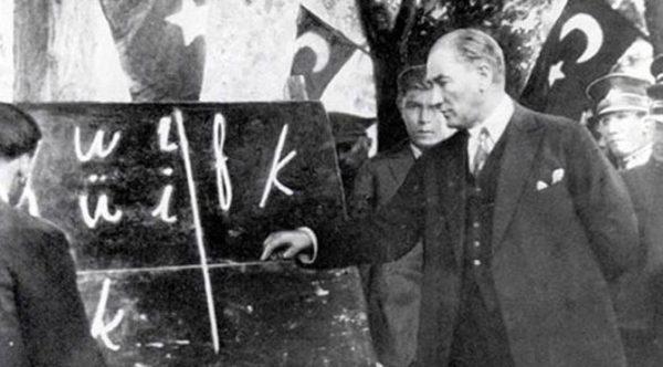 """8. """"Cumhuriyet_ mütefekkir, bilgili, kültürlü, sağlam vücutlu ve yüksek karakterli koruyucular ister."""" Mustafa Kemal Atatürk"""