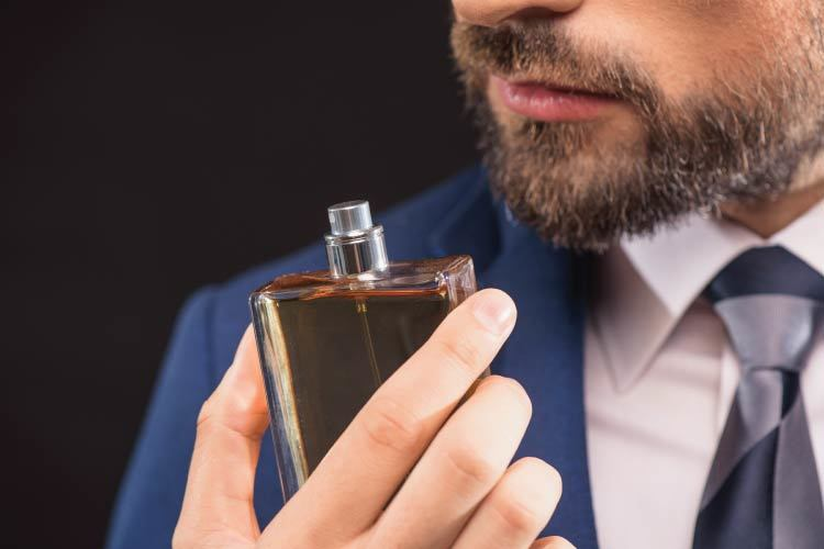 parfüm kullanma