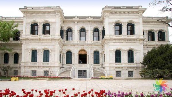 Yıldız-Sarayı-Büyük-Mabeyn-Köşkü