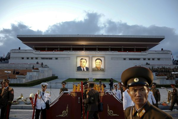 the-two-men-are-proudly-memorialized-all-around-pyongyang-most-obviously-at-the-peoples-grand-assembly-hall