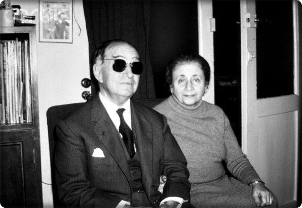 14. Guernica, Valencialı Müzisyen Ve Eşi