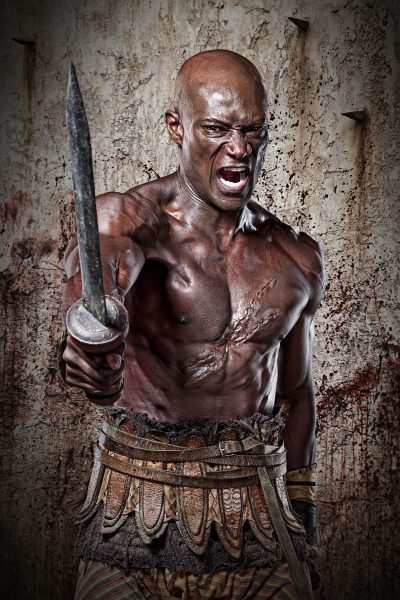 Spartacus: Gods of the Arena 2011;Gallery