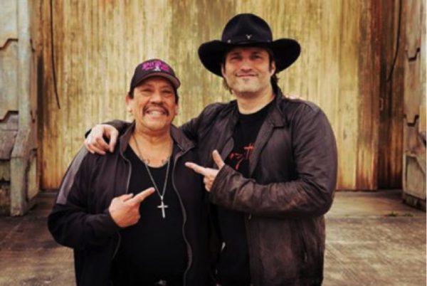 Danny Trejo ve Robert Rodriguez