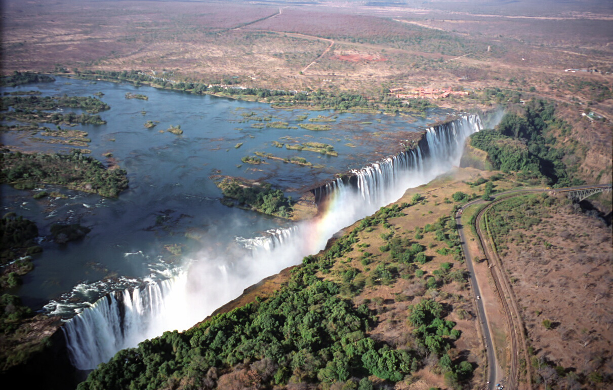 Devil's Pool, Victoria Falls, Zimbabwe1
