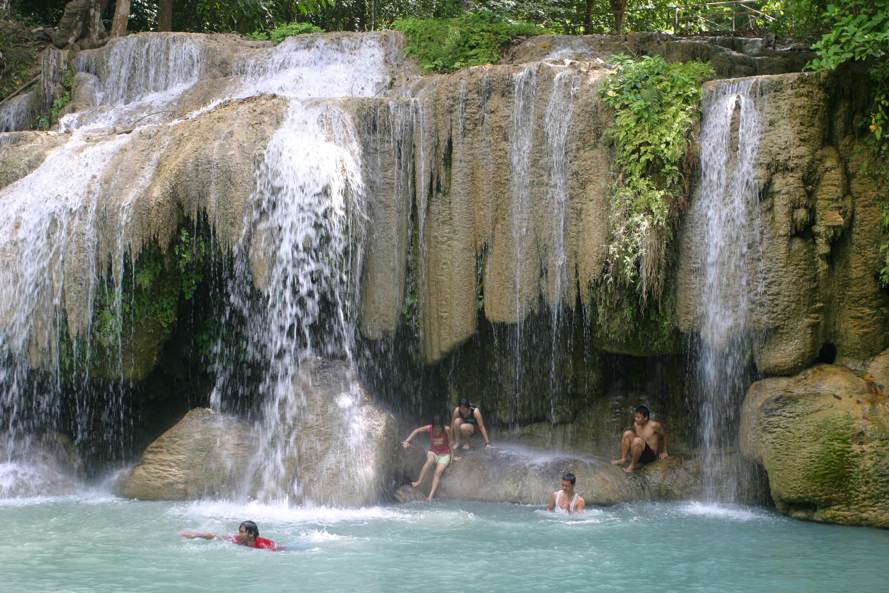 Erawan Waterfall, Kanchanaburi, Thailand1