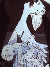 Guernica tablosu
