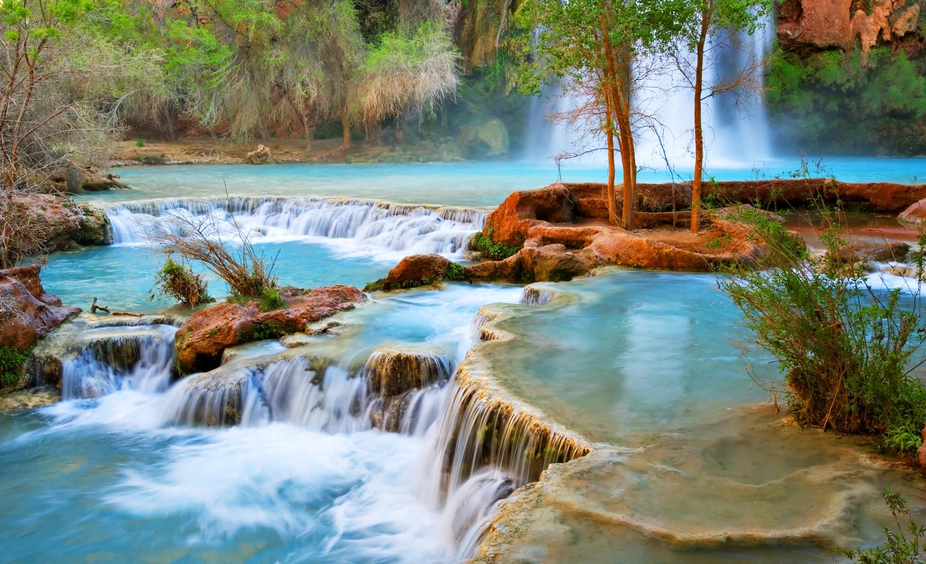 Havasu Falls.